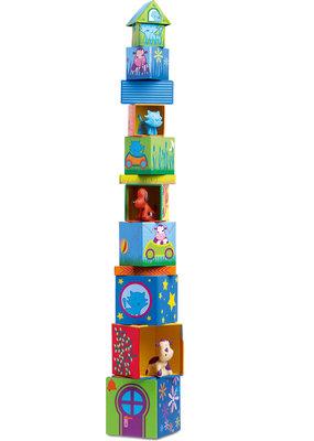 Djeco Djeco - Stapelblokken Cubanimo