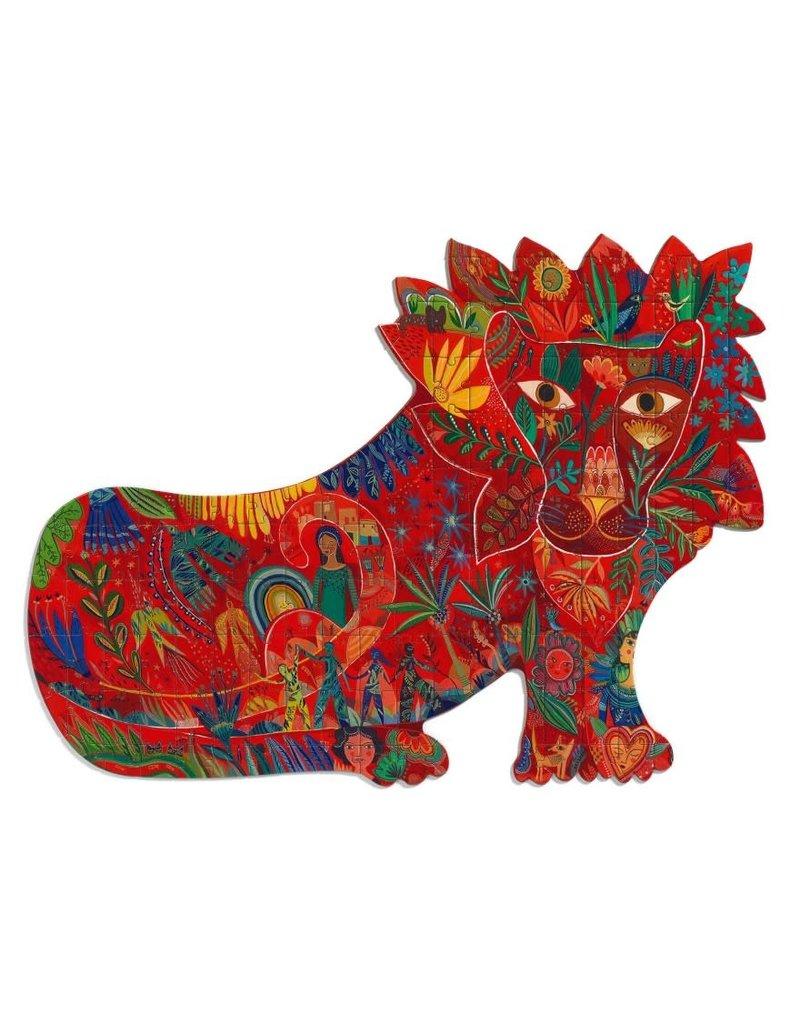 Djeco Djeco - Puzzel Leeuw 150 pc's