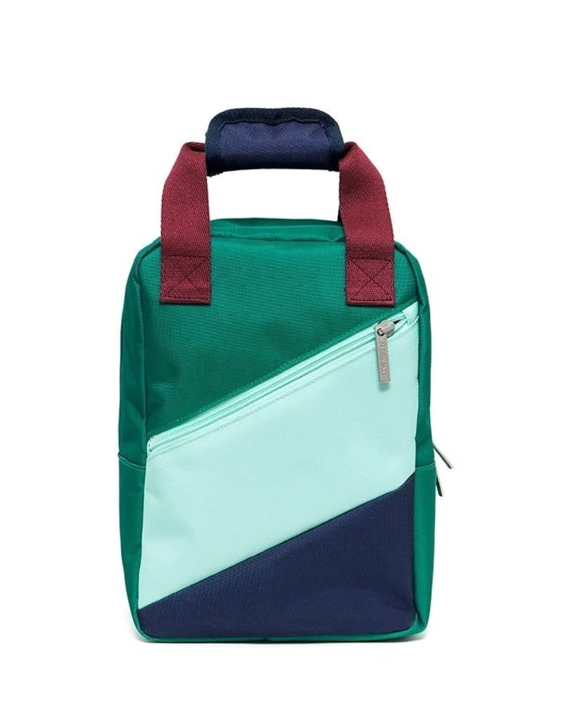 Petit Monkey Petit Monkey - Backpack cadmium green S