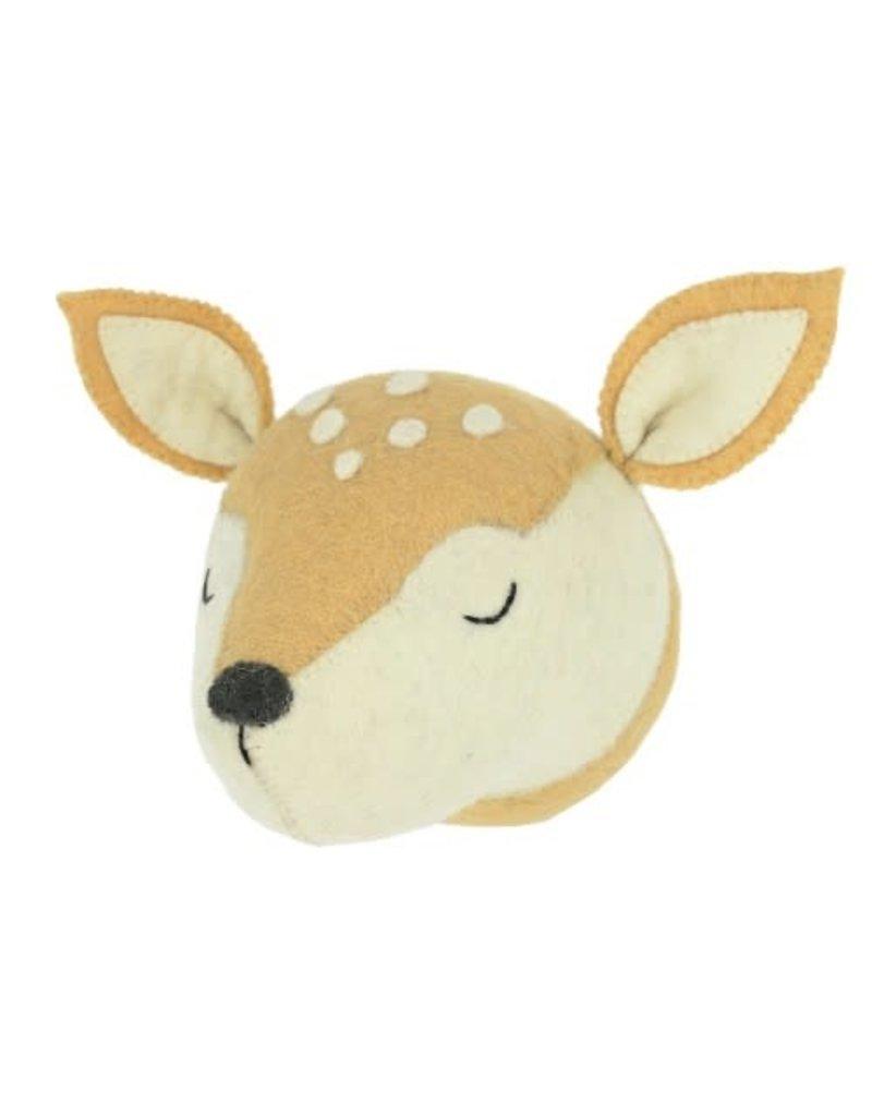 Fiona Walker - Sleepy Deer Head