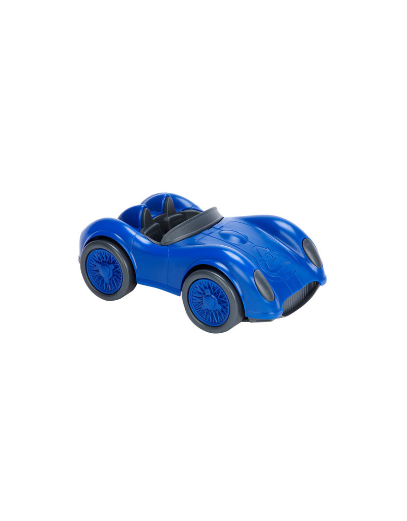 Greentoys Green Toys - raceauto blauw - gerecycled