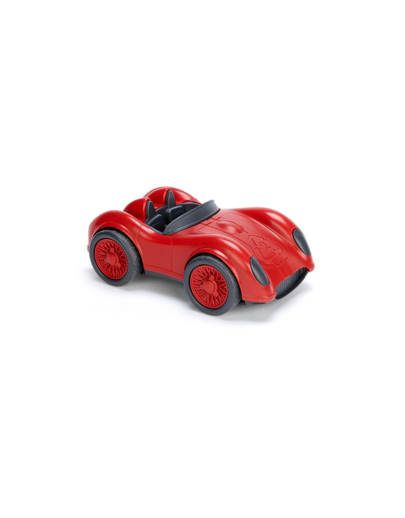 Greentoys Green Toys - raceauto rood - gerecycled