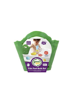 Greentoys Green Toys - badspeelgoed schelpen (7st.)