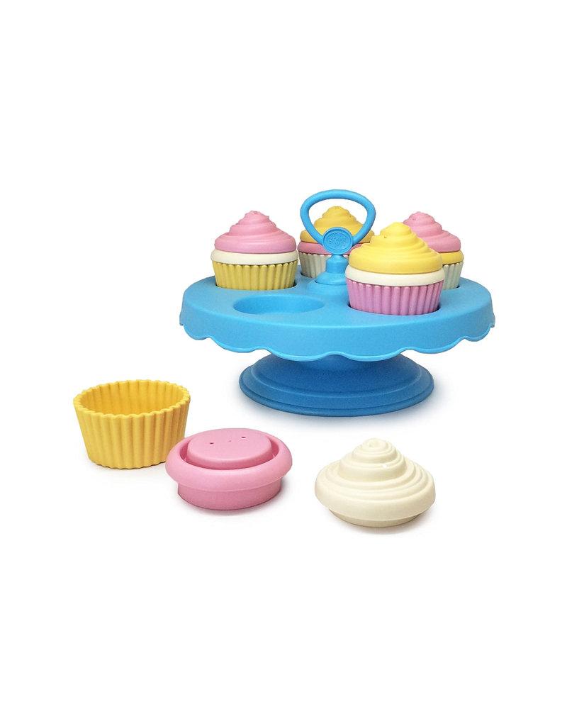 Greentoys Green Toys - cupcakes set