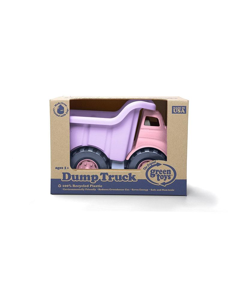Greentoys Green Toys - kiepwagen - pink