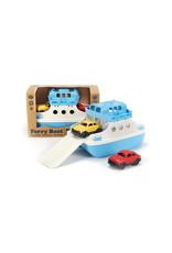 Greentoys Green Toys - veerboot met 2 auto's