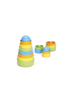 Greentoys Green Toys - stapelblokken