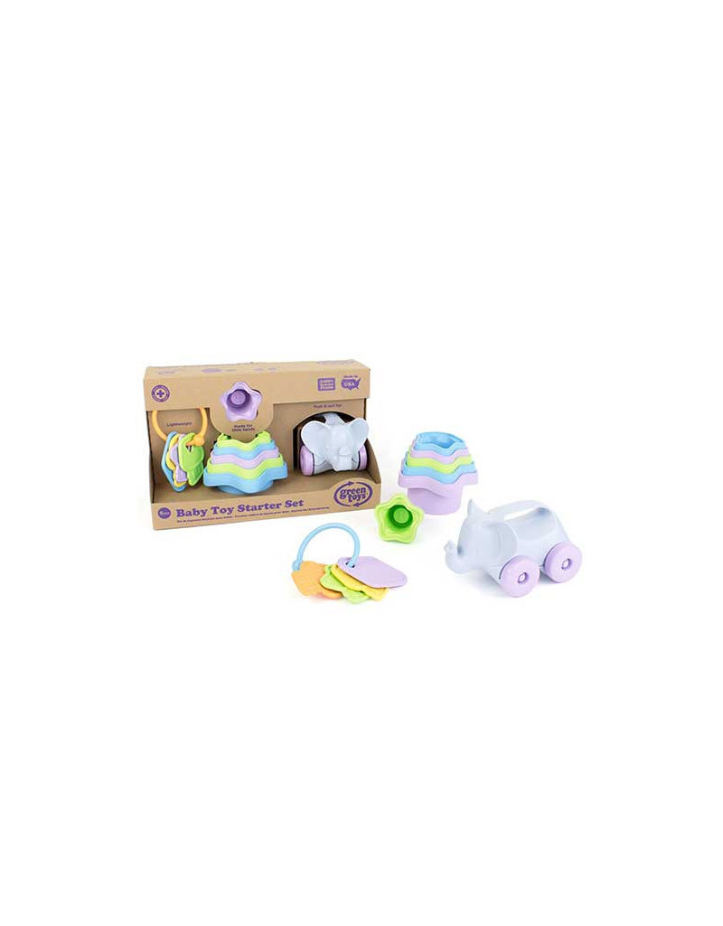 Greentoys Green Toys - Baby Toy Starter Set