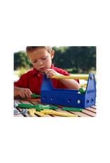 Greentoys Green Toys - gereedschapskist - blauw