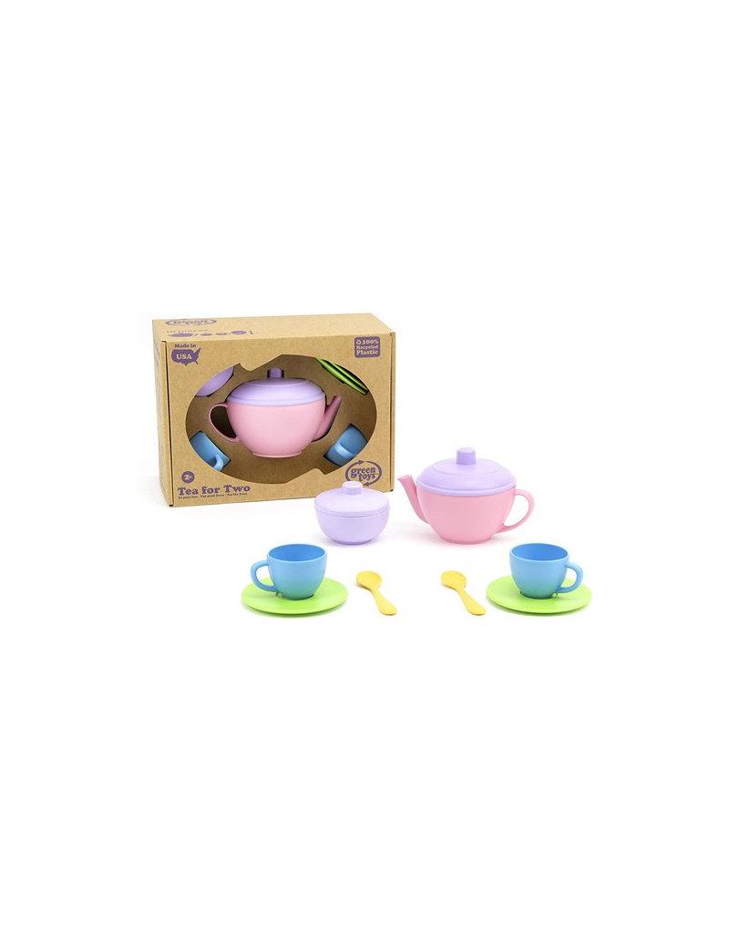 Greentoys Green Toys - theeservies voor twee
