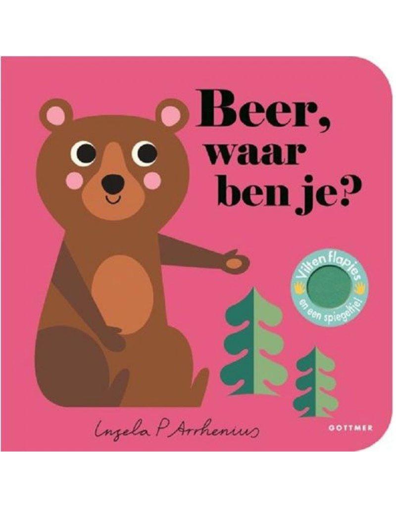 Boeken Boek : Beer waar ben je?