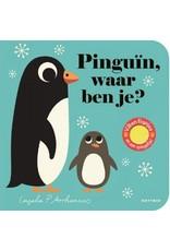 Boeken Boek - Pinquin waar ben je?