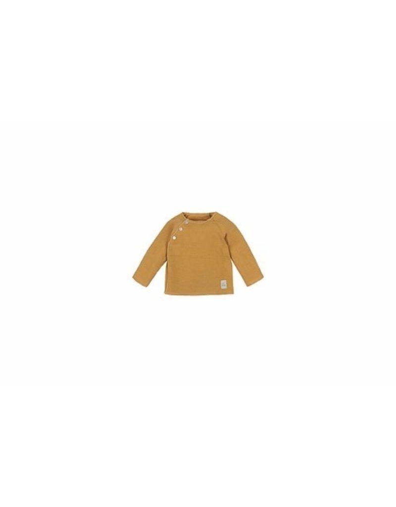 Nanami Nanami - Baby mousseline top sand 50-56