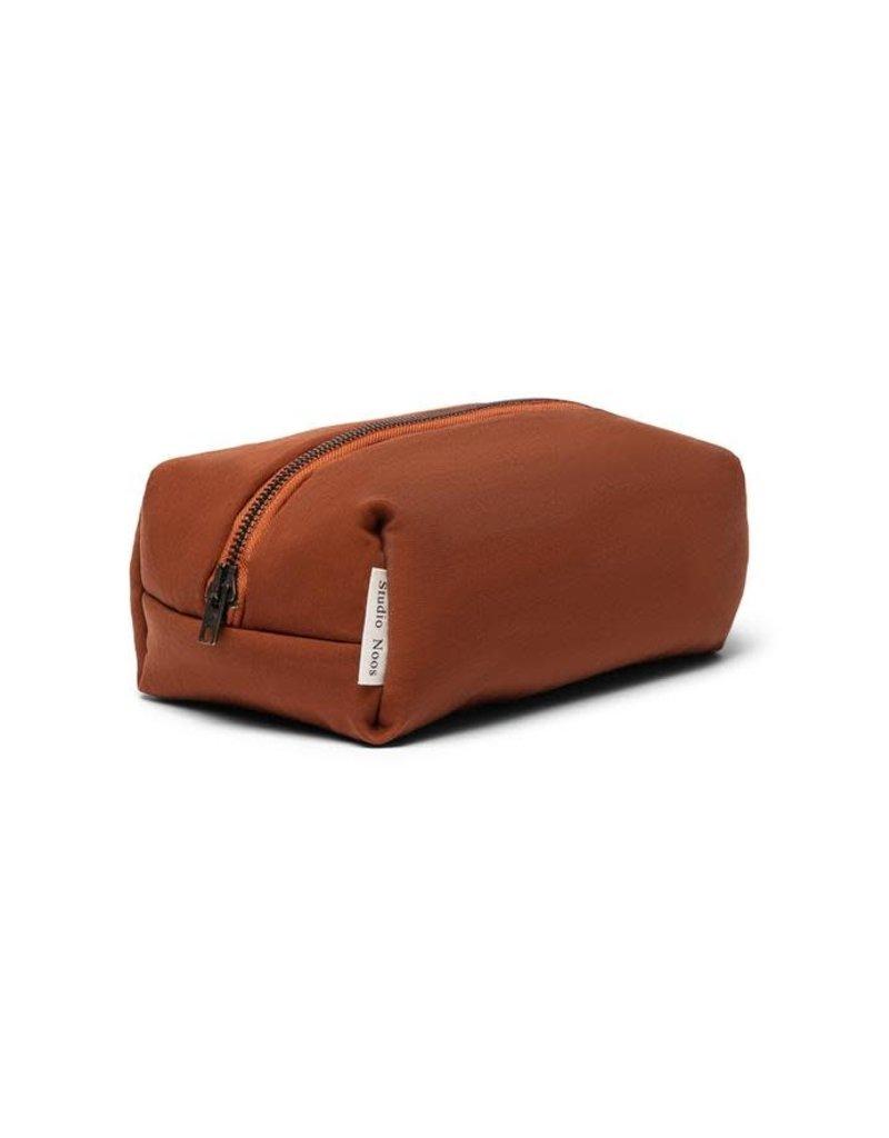 Studio Noos Studio Noos - Puffy pouch copper