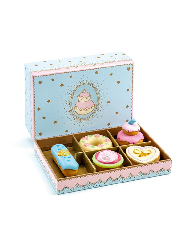 Djeco Djeco - Prinsessen cakes