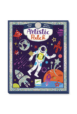 Djeco Djeco - Artistic patch cosmos