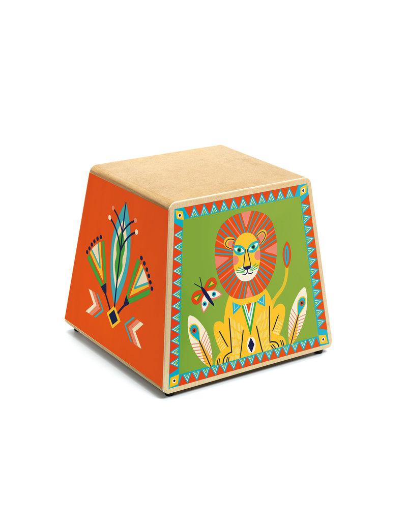 Djeco Djeco - Animambo houten ritmebox