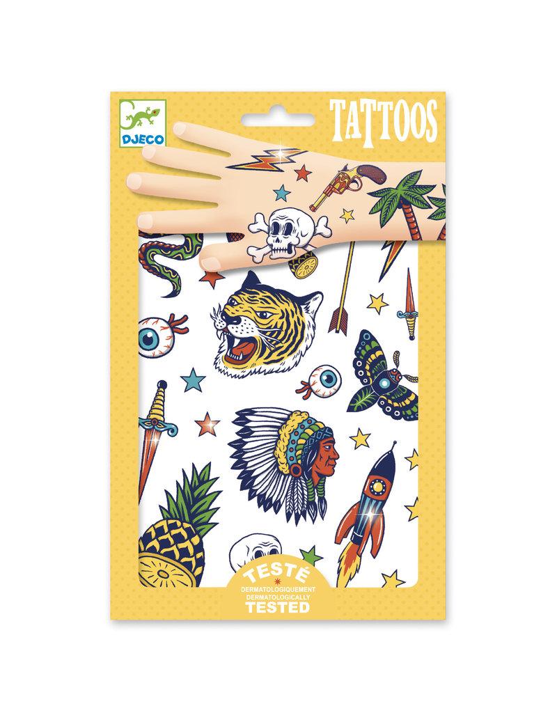 Djeco Djeco - Tattoos bang bang