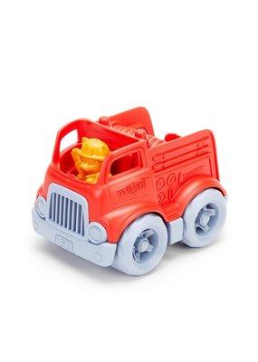 Greentoys Green Toys - mini brandweerwagen