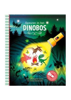 Boeken Boek - Speuren in het dinobos