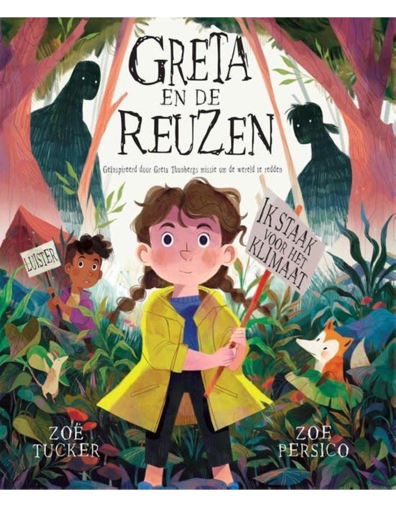 Boeken Boek - Greta en de reuzen