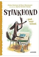 Boeken Boek  Stinkhond gaat naar school
