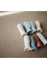 Mushie Mushie - Toothbrush - Shifting sand + Blush