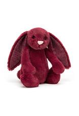 Jellycat Jellycat - Bashful Sparkly Cassis Bunny Medium