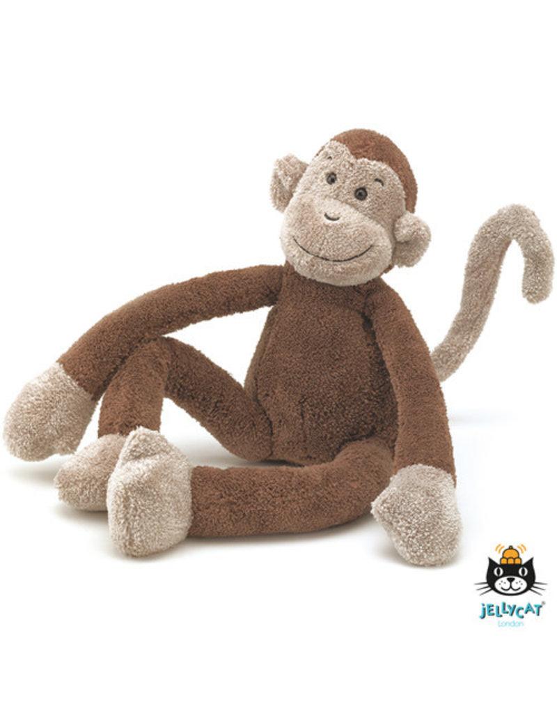 Jellycat Jellycat - Slackajack Monkey Small