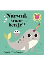 Boeken Boek - Narrwal , Waar ben je?