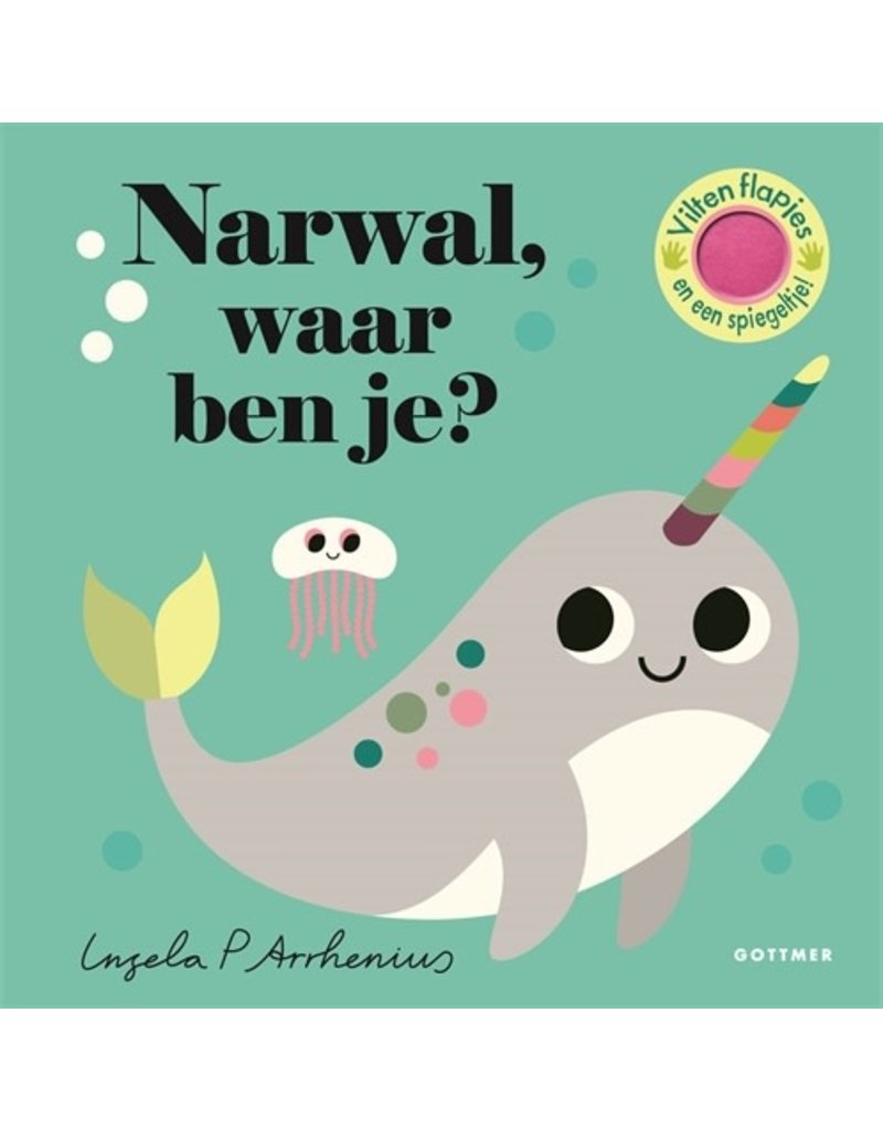 Boeken Boek - Narwal , Waar ben je?