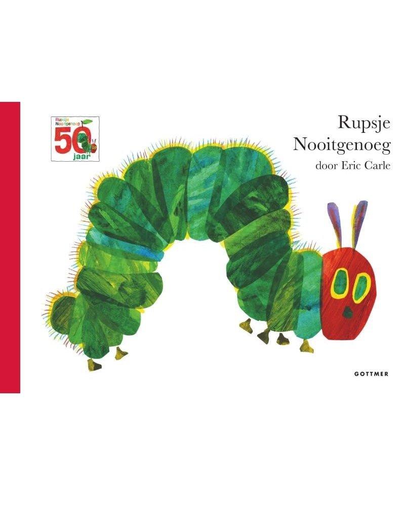 Boeken Boek - Rupsje nooit genoeg (50 jarig jubileum editie)