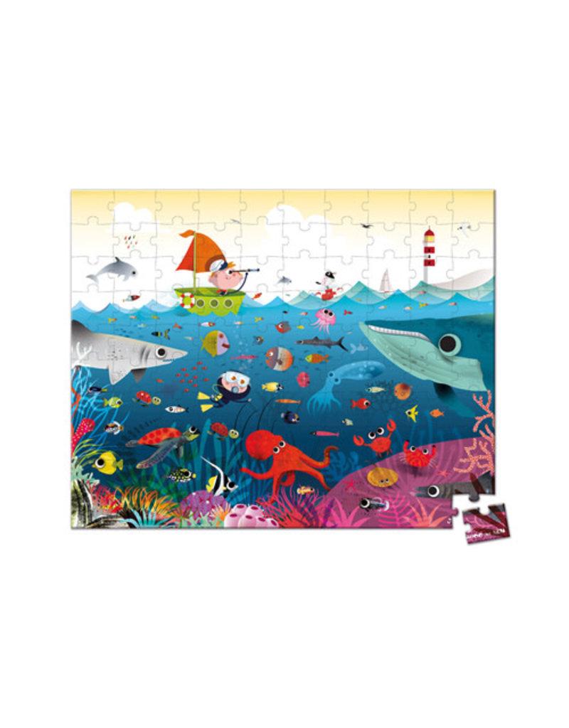 Janod Janod Puzzel - Onderwaterwereld