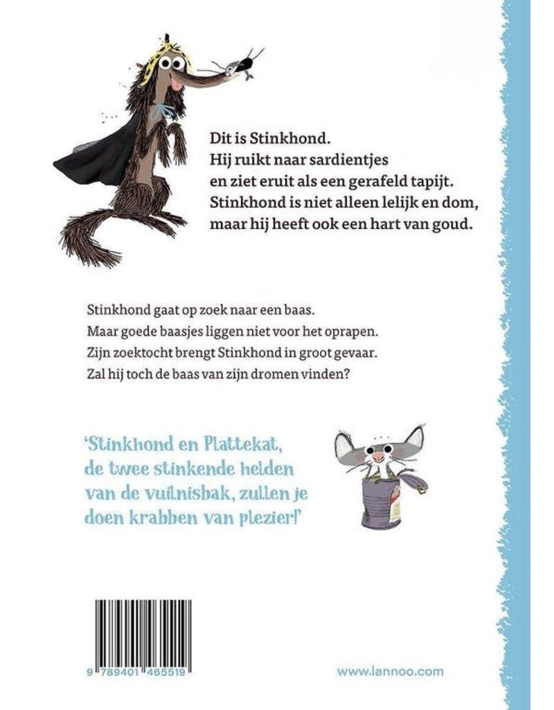 Boeken Boek - Stinkhond zoekt een baasje