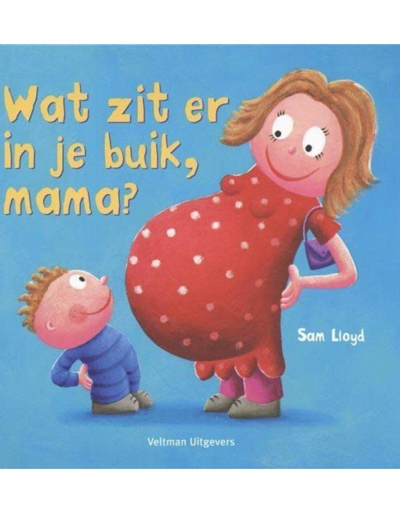 Boeken Boek- Wat zit er in je buik mama?