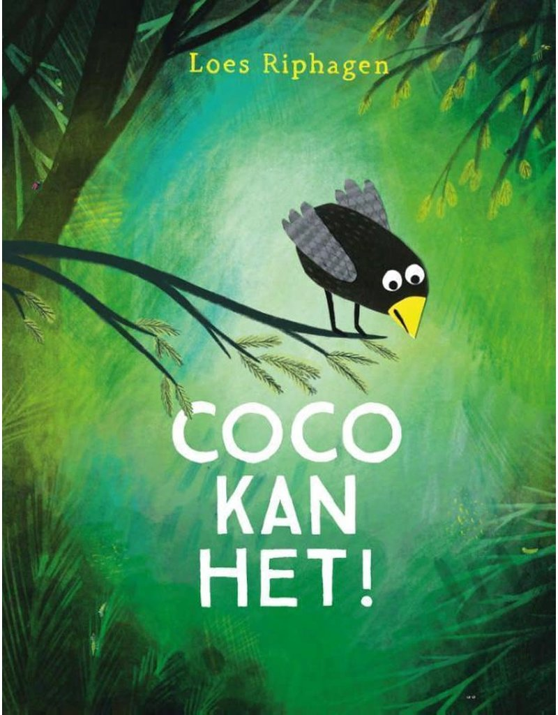 Boeken Boek - Coco kan het