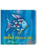 Boeken Boek - Mooiste vis van de zee - Kartonboek