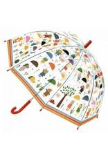Djeco Djeco - paraplu - in de regen