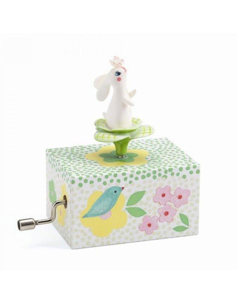 Djeco Djeco - muziekdoosje konijntje