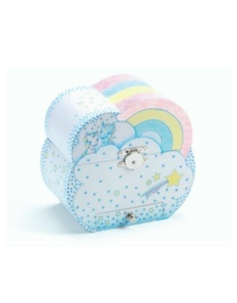 Djeco Djeco - Sieradendoosje Unicorn