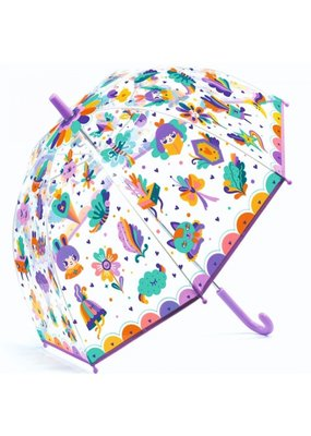 Djeco Djeco - Paraplu regenboog