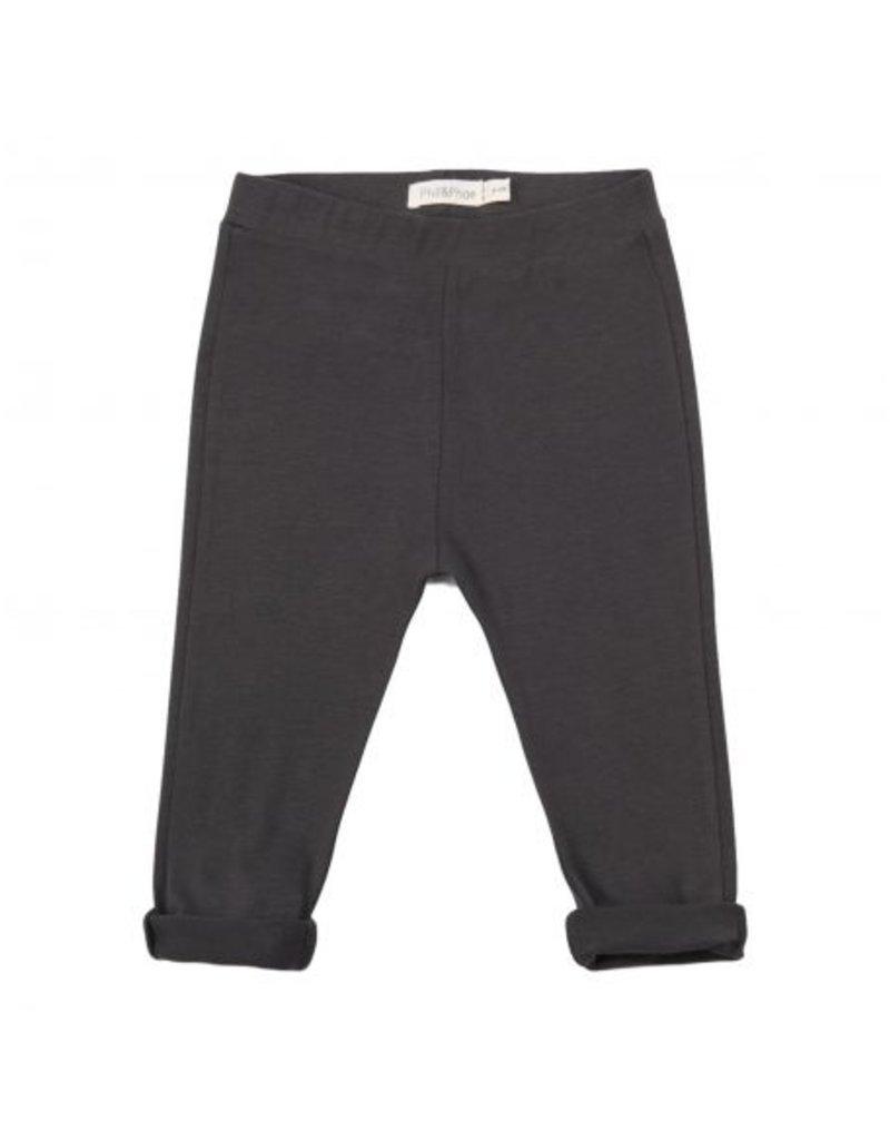 Phil & Phae Phil & Phae - Basic jersey pants - Graphite