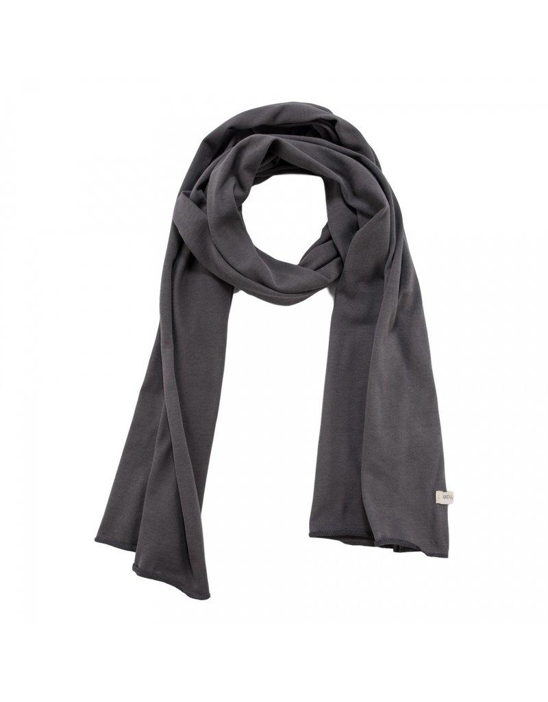 Phil & Phae Phil & Phae - Basic scarf S - Graphite
