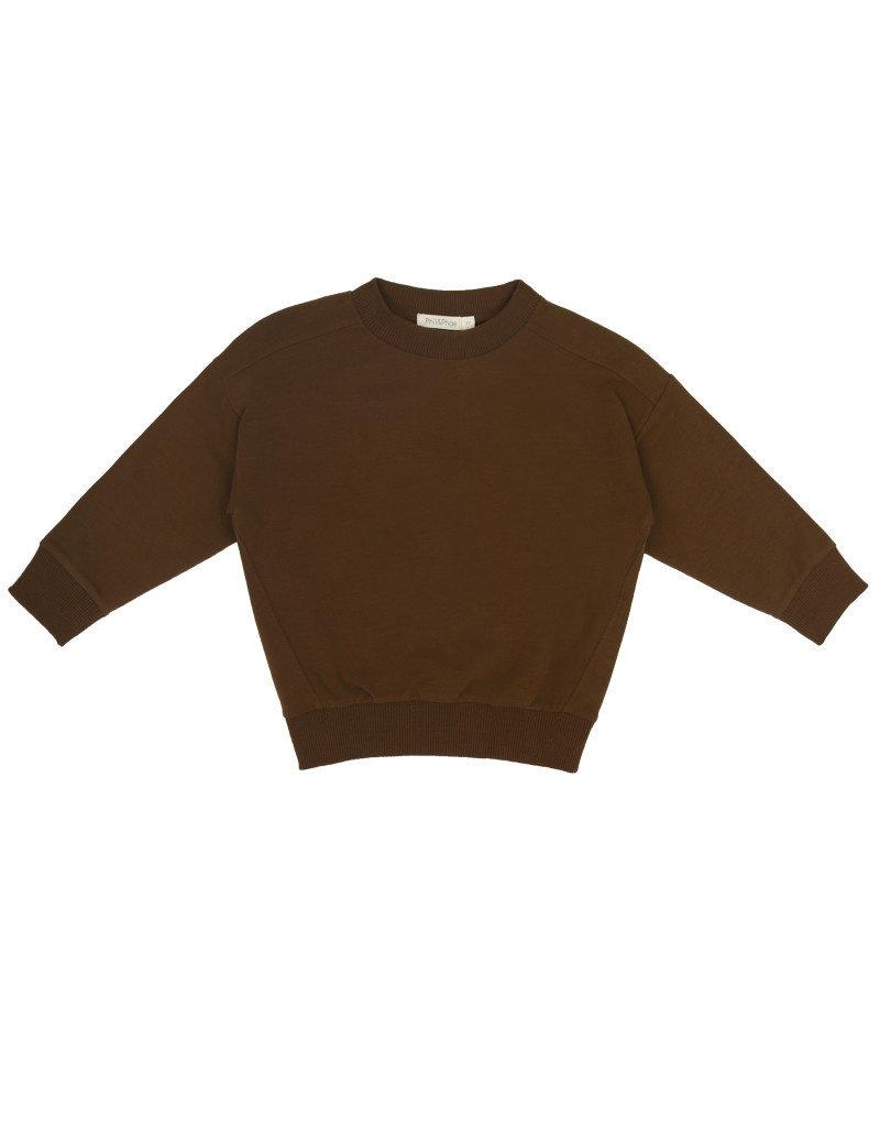 Phil & Phae Phil & Phae - Oversized sweater moss