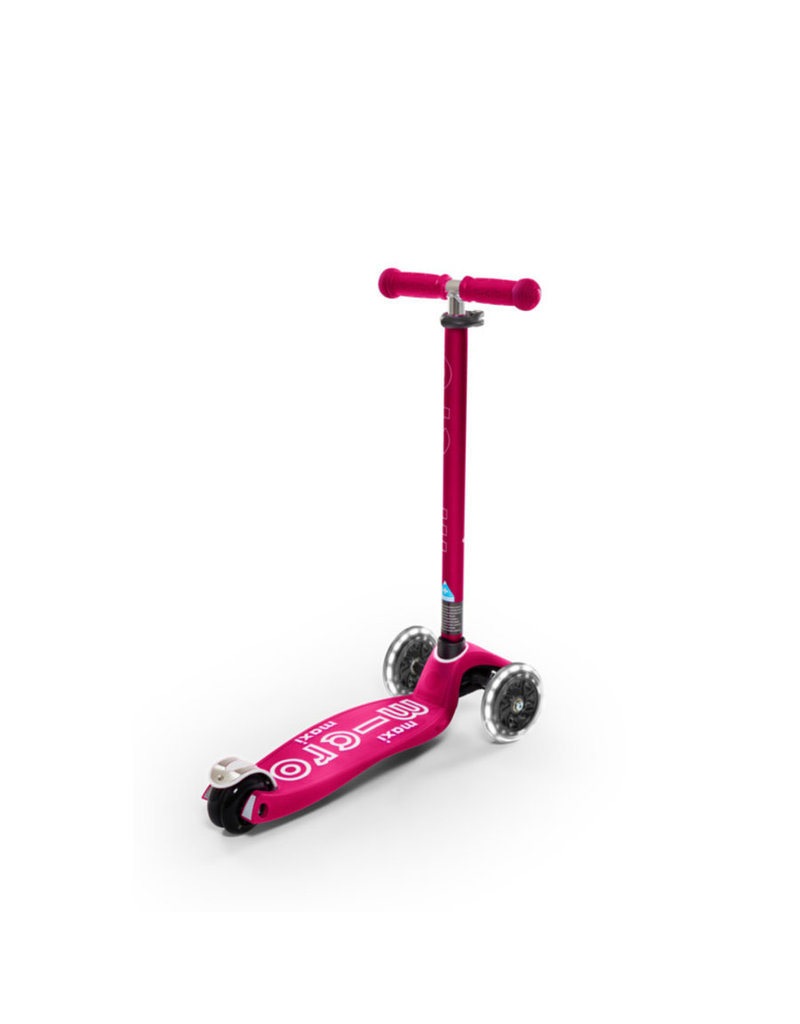 Micro Step Micro Step - Maxi Deluxe roze LED
