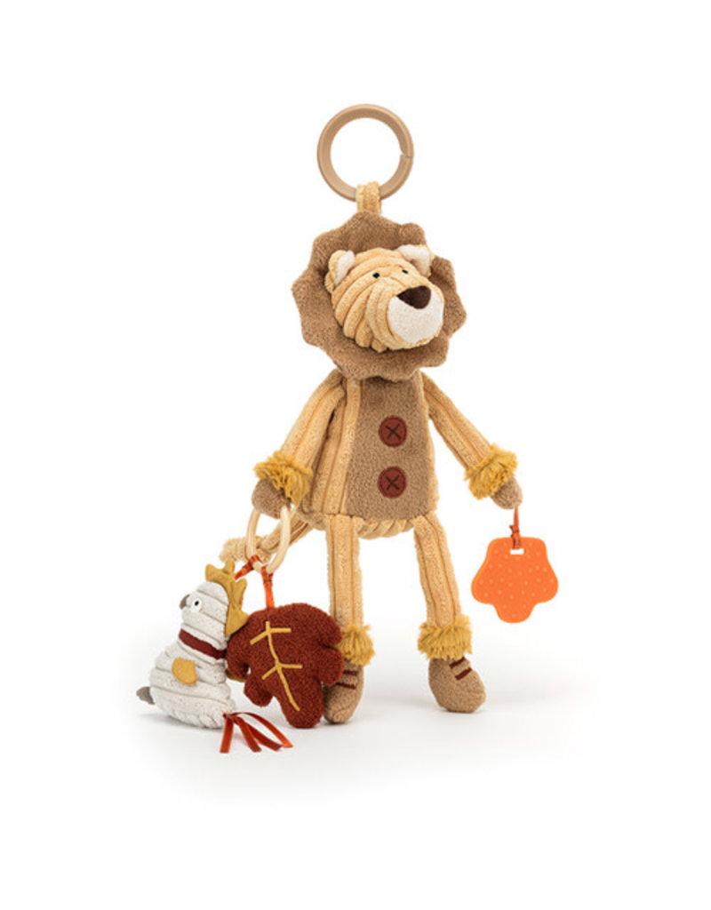Jellycat Jellycat -  Cordy Roy Lion Activity Toy