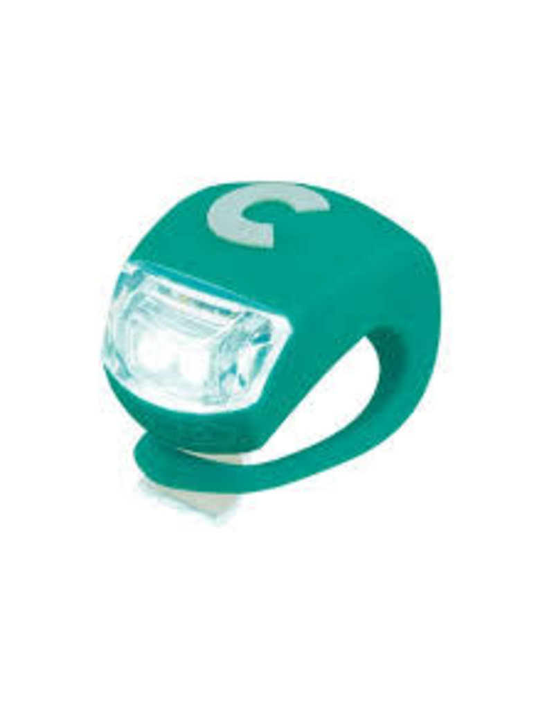 Micro Step Micro Step - Led lampje deluxe - Aqua