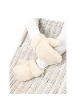Alwero Alwero - 1371 Kinderhandschoenen Freeze kids wol - Kleur Natural maat M 8-10  jaar