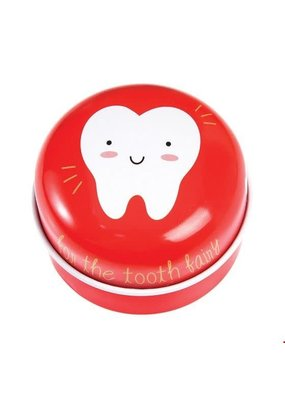 Rex London Rex London - Tanden doosje rood