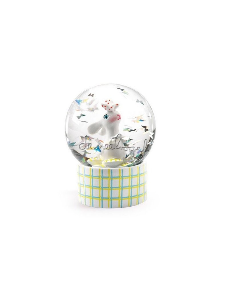 Djeco Djeco - Sneeuwbol mini konijn